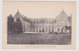 (RECTO / VERSO) SAINT DIZIER EN 1918 - HOPITAL - ANCIEN COUVENT DE L´ ASSOMPTION - Saint Dizier