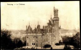 ANTOING - Le - Château - Circulé Sous Enveloppe - Circulated Under Cover - Gelaufen Unter Umschlag. - Antoing