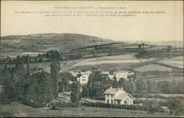 71  SAINT LEGER SOUS LABUSSIERE  /  Poncharra Et La Gare    / - France