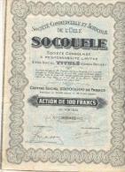 Congo -Socouele - 1927 - Afrique