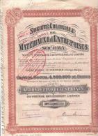 Congo -Socoma - 1922 - Afrique