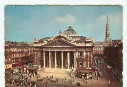 BRUXELLES / BOURSE - Monuments, édifices