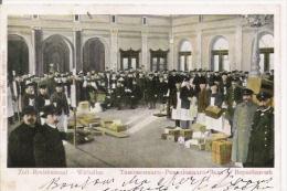 ZOLL REVISIONSSAAL  WIRBALLEN (KYBARTAI LITUANIE) 1904 - Lituanie