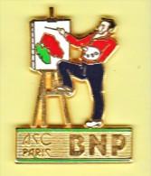 BNP PARIBAS ASC PARIS PEINTURE (BALLARD) - Banken