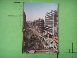 58 )  Marseille :  La Canebiere Au Carrefour Bd  Garibaldi Et Dugommier :  Dentelee  : Voitures , Tramway - Canebière, Centro Città
