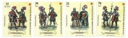 2002 - 700/03 Uniformi - Malte (Ordre De)
