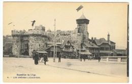 LIEGE EXPO 1905 BERTELS N° 4 - Luik