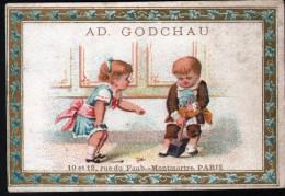 CHROMO - AD GODCHAU - Autres
