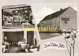 """AK - Gronau - Hotel """"Zum Alten Fritz"""" - Gronau"""