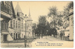 LIEGE EXPO 1905 BERTELS N° 21 - Liege