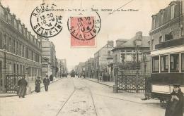 76 ROUEN La Rue D'elbeuf - Rouen