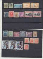 Dominicaine - Honduras - Nicaragua : Petit Lot Oblitérés Et * Mh - Postzegels