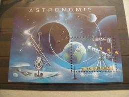 Belgie Astronomie - 2009