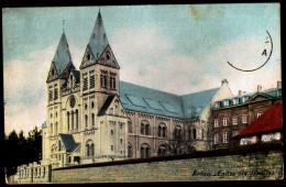 ARLON - Eglise Des Jésuites -  Circulé - Circulated - Gelaufen. - Arlon