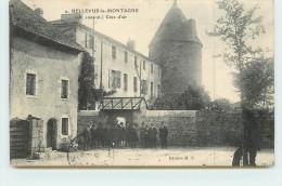BELLEVUE LA MONTAGNE  - Cure D'air. - France
