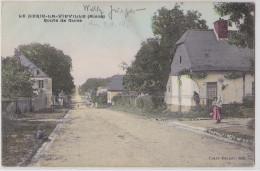 Le Hérie-la-Viéville - Route De Guise - Cpa Colorisée - Frankreich