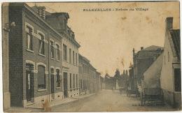 Ellezelles Entrée Du Village Editb Moreau Lietard Timbrée Flobecq - Ellezelles