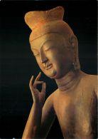 Buddhist Image Of Mirokubosatsu, Kyoto, Japan Postcard - Kyoto