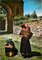 Cuzco Women Traditional Dress, Peru Postcard - Peru