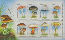 ANGOLA  Mushrooms - Champignons