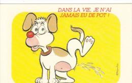 """Alexandre """" Dans La Vie,je N'ai Jamais Eu De Pot  !! """" - Série 968/4 - Alexandre"""
