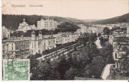MARIENBAD (MARIANSKE LAZNE TCHEQUIE) 1087  KAISERSTRASSE 1911 - Tchéquie