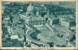 ROME    ( Italie ) -   Place  De  La  Basilic - Unclassified