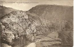 N°1494 - Auvrgne Pittoresque -  Gorges De La Sioule - Près De Châteauneuf-les-Bains - France