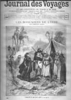 Journal Des Voyages - N° 863 Du 21 Janvier 1894 - Sainte Marie De Madagascar - Les Bohémiens De L´inde - Le Couvent De S - Kranten