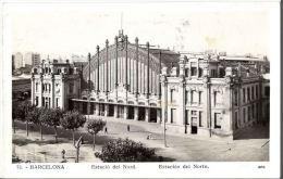 Barcelona Estacio Del Nord - Estacion Del Norte - Gare Du Nord - Barcelona