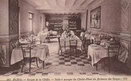 Algérie BLIDA Gorges De La Chiffa Salle à Manger Du Chalet-Hôtel Du Ruisseau Des Singes - Blida