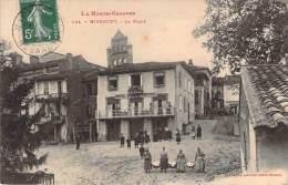 31 - Miremont - La Place (hotel Et Café Central Paris) - Francia
