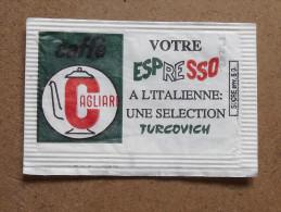 Emballage De Sucre Ancien LOGOPACK Pfastatt Turcovich 317 - Azúcar
