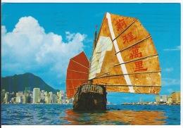CPSM HON KONG - Chine (Hong Kong)