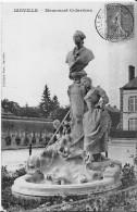 Janville Monument Colardeau Bon Etat Excepté Coin Bas Gauche - Autres Communes