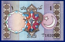 MONNAIE BILLET N° 1620532 ASIE MERIDIONALE NEUF 1982 BANQUE GOVERNMENT OF PAKISTAN 1 RUPEE PICK N° 24B - Pakistan