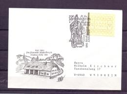 Rep. Österreich  100 Jahre  Freiwillige Feuerwehr  Neukirchen 21/5/1993  (RM3828) - Sapeurs-Pompiers