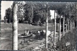 21 - AUXONNE - LE CANAL - CPSM - Auxonne