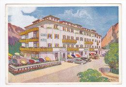ITALIE  CORTINA D' AMPEZZO  Grand Hotel Bellevue - Altre Città