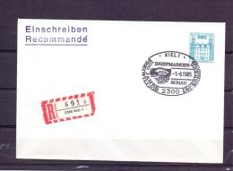 Deutsche Bundespost - 100 Jahre Freiwillige Feuerwehr Kiel 1/6/1985 (RM4232) - Feuerwehr