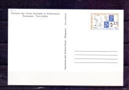 Terres Australes Et Antarctiques Françaises - Amiral Max Douguet 19/3/1989  (RM4269) - Pingouins & Manchots