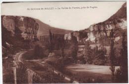 01 Environs De Belley La Vallée Du Furens Près De Pugieu TBE - Belley
