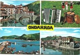 Nº5430 ONDARROA - Vizcaya (Bilbao)