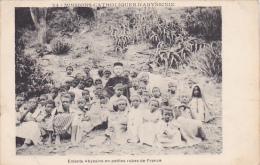 Enfants Abyssins En Petites Robes De France , Ethiopia , 20-30s - Ethiopia