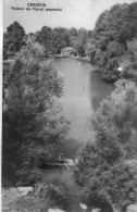 ROMANIA / CRAIOVA - Vedere Din Parc   Circulata 1963 - Rumänien