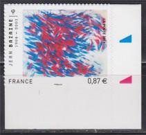JEAN BAZAINE, 1904-2001 à  0.87€ Autocollant De La Boutique Pro Adhésif Avec Coin De Feuille 550 Neuf - Adhesive Stamps
