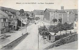LA SALVETAT - La Place, Vue Générale - La Salvetat