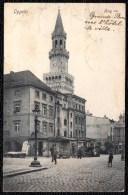 POLOGNE - HAUTE SILEZIE - OPPELN - OPOLSKIE RING --- Animée Et  RARE !! 1909 - Pologne