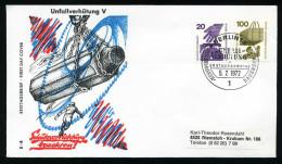 30293) Berlin - Michel 404 + 410 - FDC - 20-100Pf Unfallverhütung - FDC: Briefe