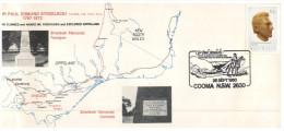 (456) Australlia - FDC Cover - 1983 - Sir Paul Edmund Strzelecki & Mt Kosicusko - Ersttagsbelege (FDC)